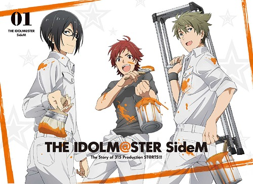 THE IDOLM@STER (The Idolmaster) SideM 1