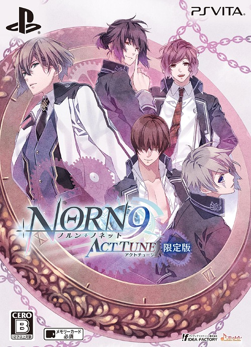 Norn9 Norn Nonette Act Tune Limited Edition / Game