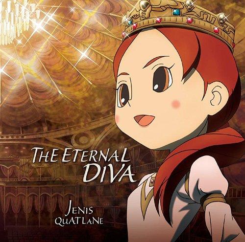 Eternal Diva Professor Layton Pendant And Necklace