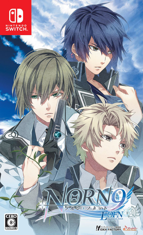 NORN9 LOFN for Nintendo Switch / Game