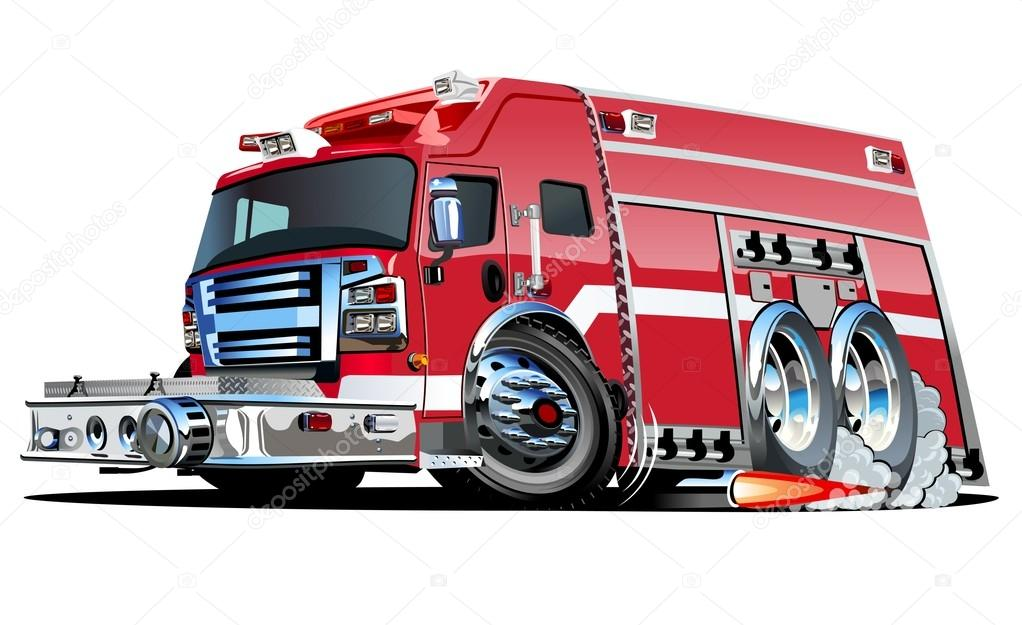 displaying 19 gallery images for firetruck cartoon