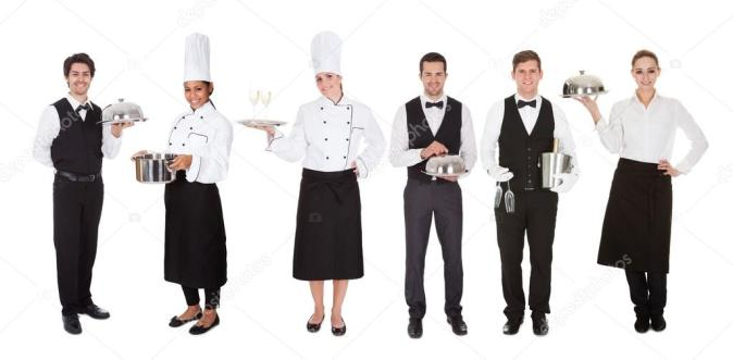 Image result for WAITER