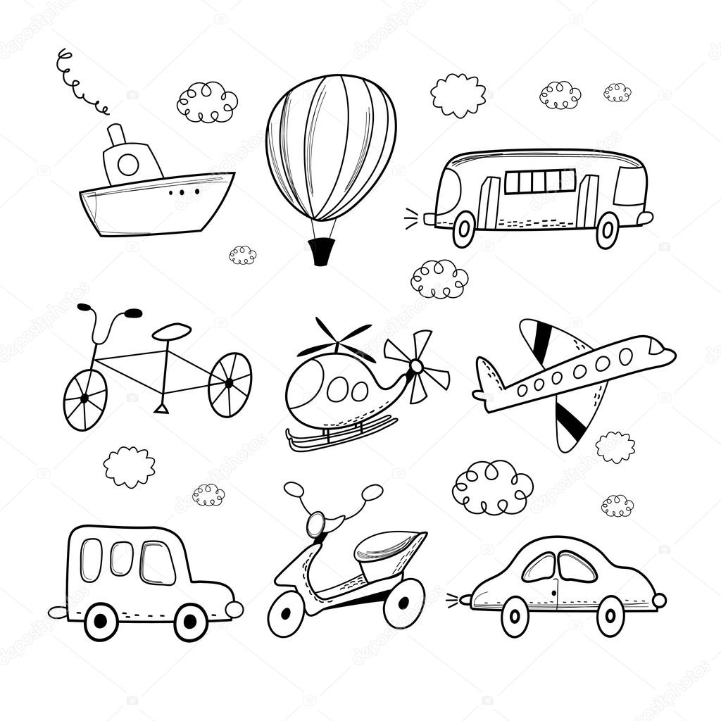 Different Transport