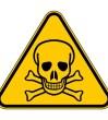 Afbeeldingsresultaat voor gevaar gif teken