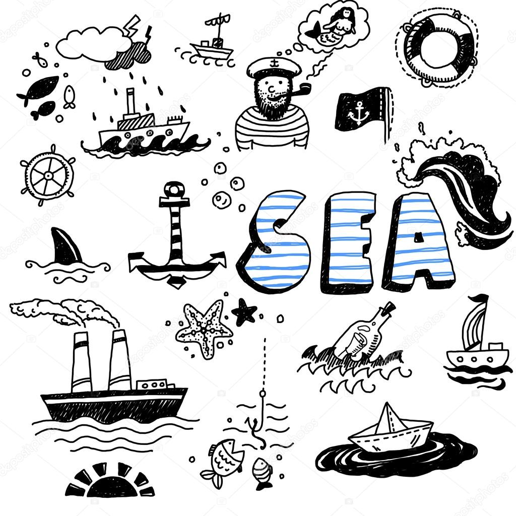 List Of Synonyms And Antonyms Of The Word Sea Symbols