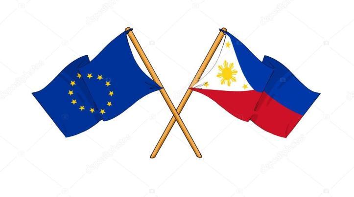 Resultado de imagen de Unión Europea filipinas