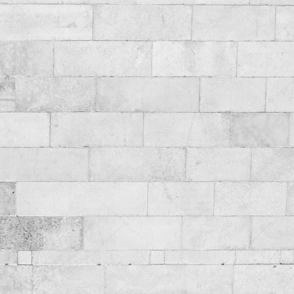 White Brick Wall Background Grunge Background