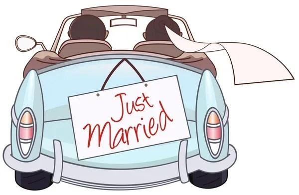 Mila Magnet Brautpaar In Der Hochzeitskutsche Hochzeit Deko Metall