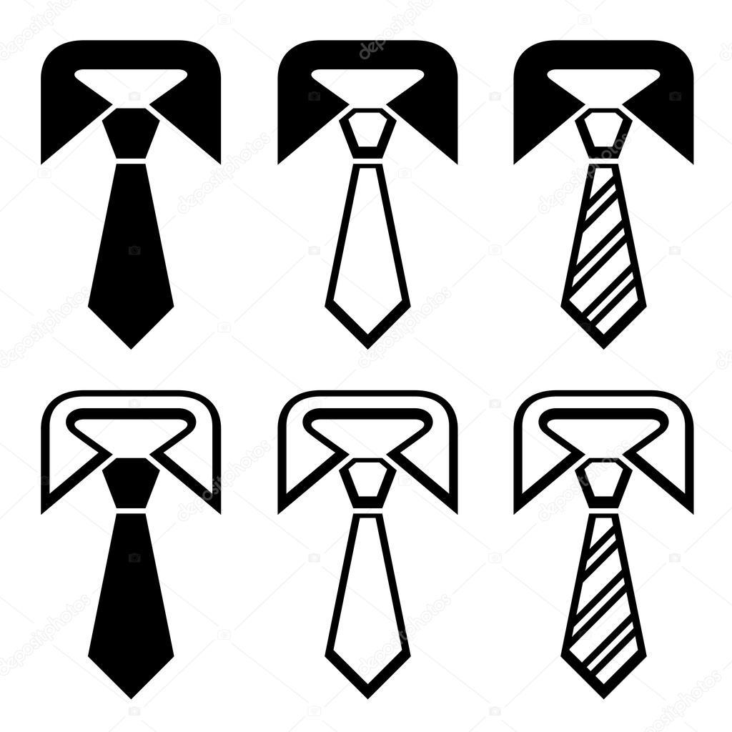 Simbolos De Gravata Preta