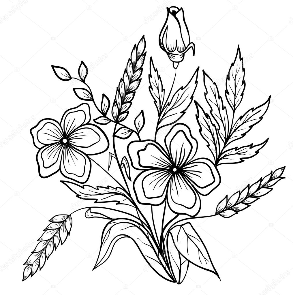 Jasmine flower tattoo drawings izmirmasajfo