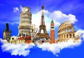 Travel in Europe — Stockfoto #18310423