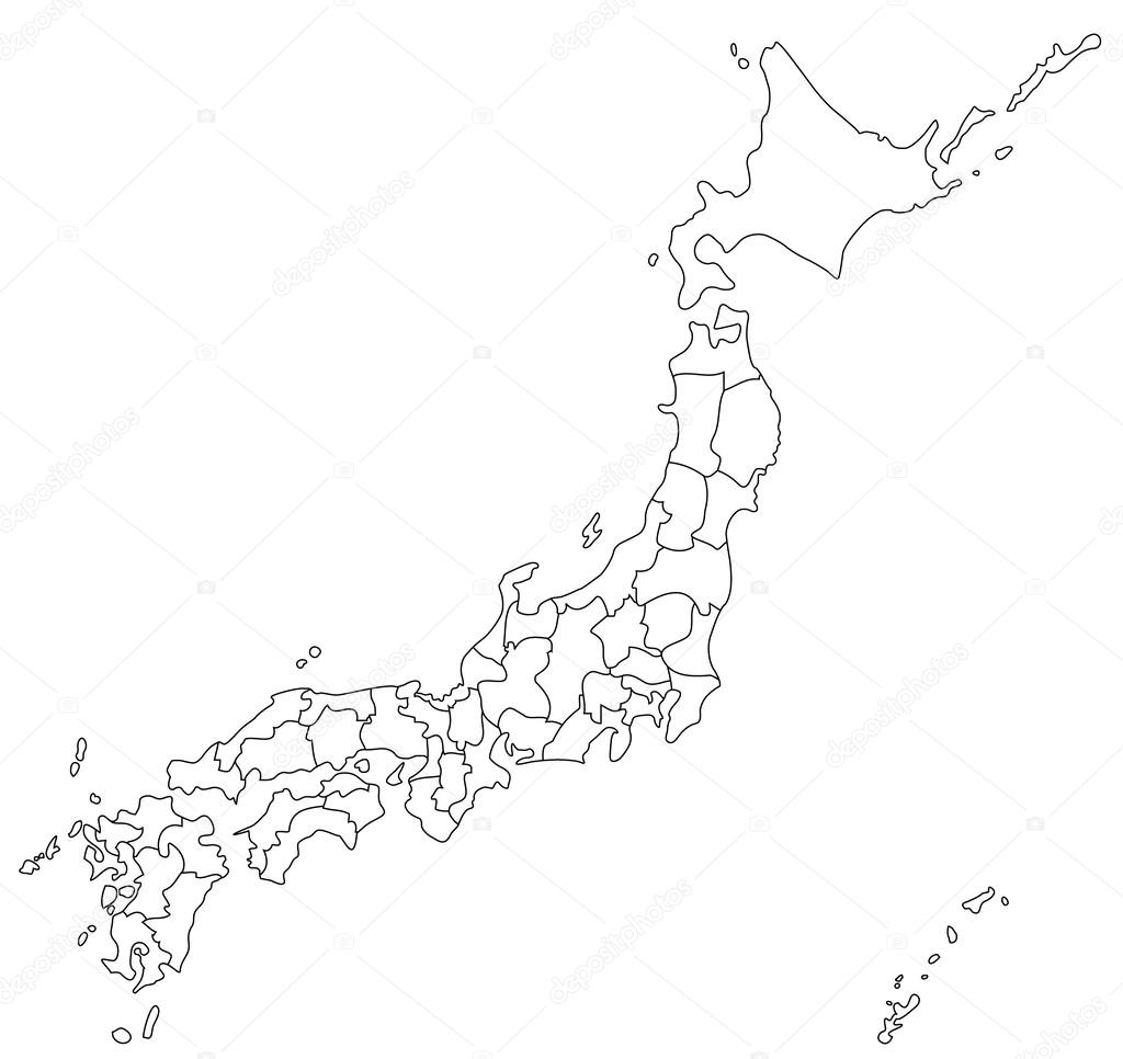 japan map coloring pages japan map colouring pages free