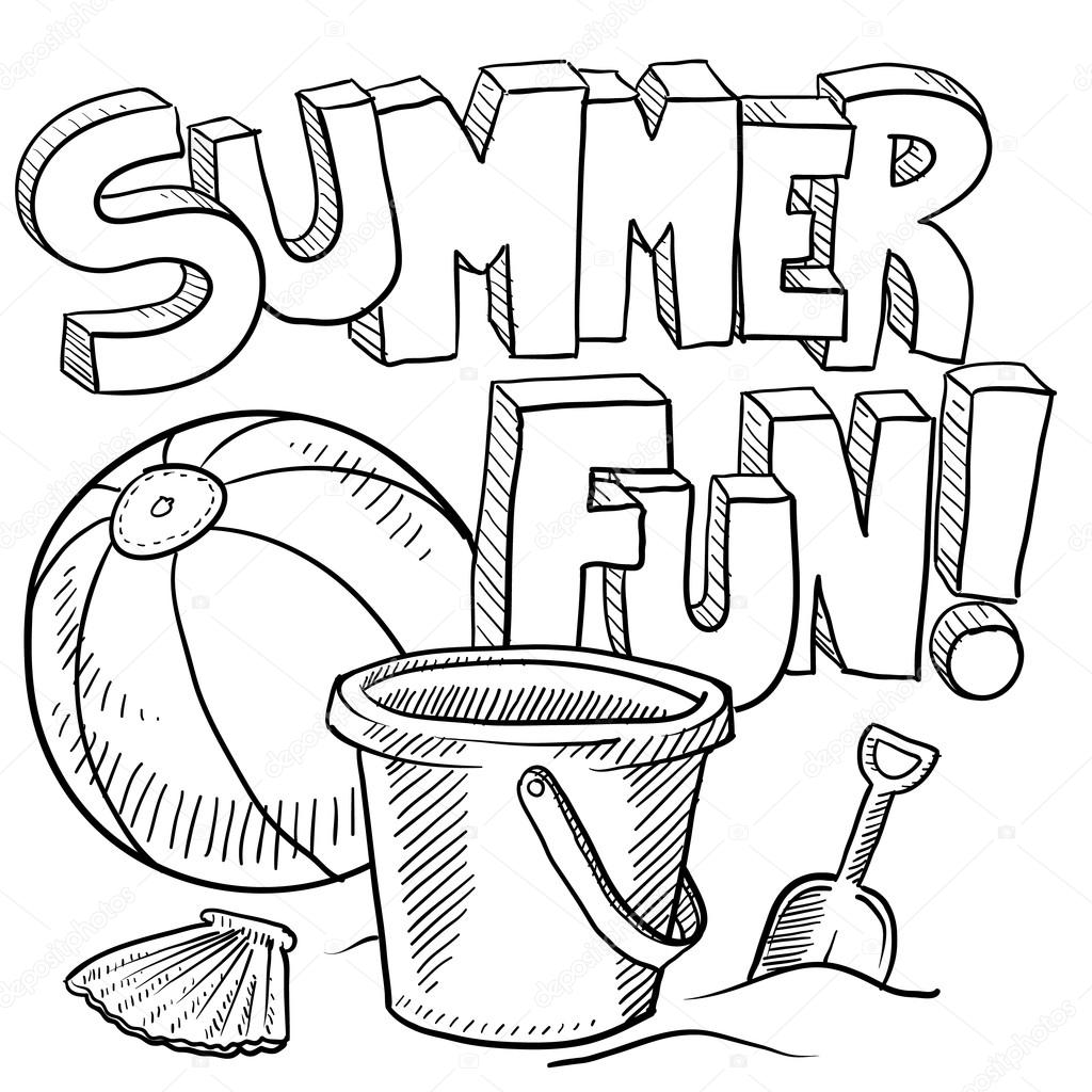 summer coloring pages related keywords amp suggestions summer