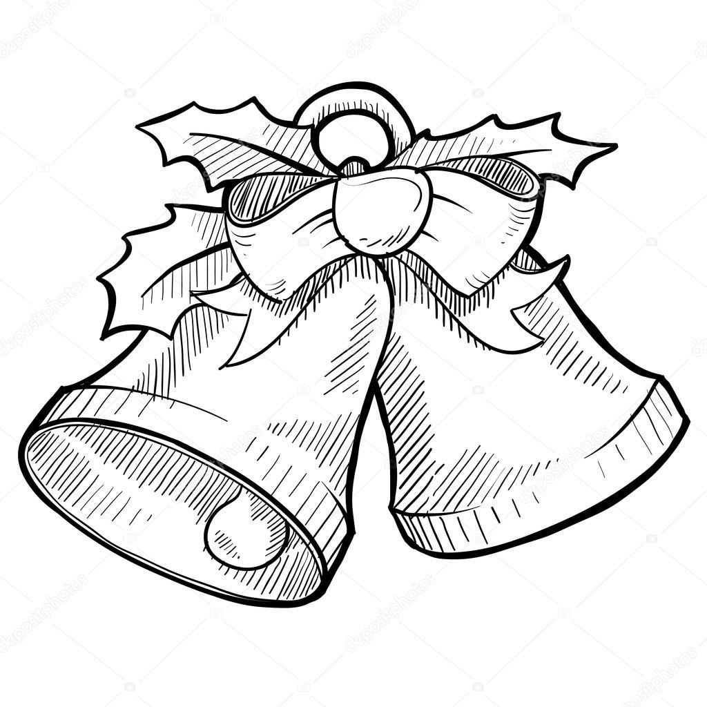 Christmas Bells Sketch