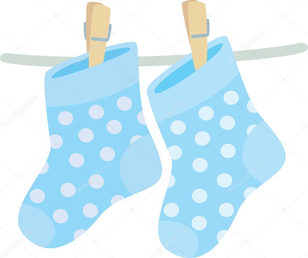 Resultado de imagen para calcetines bebe dibujo