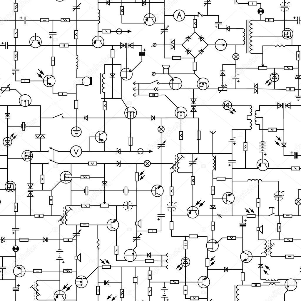 Diode Schematic Symbols Capacitor