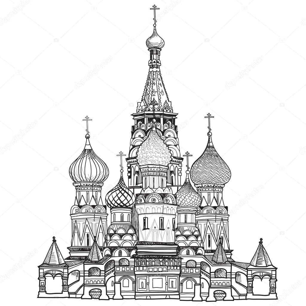 St Basil S Cathedral Red Square Moscow