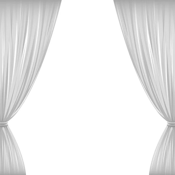 Curtain Stock Vectors Royalty Free Curtain Illustrations Depositphotos