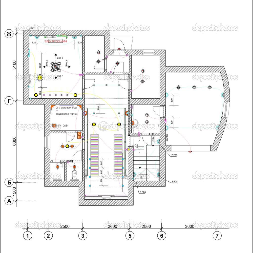 Plafond Plan