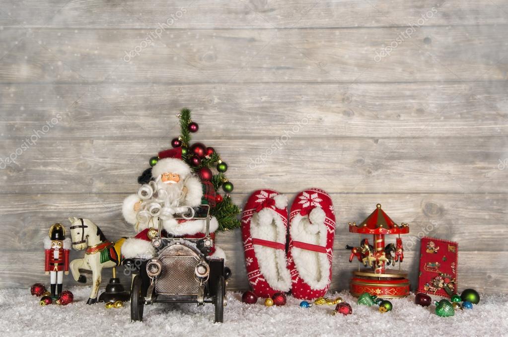 Mieszne Kartki Witeczne Pozdrowienia Z Santa I Stare