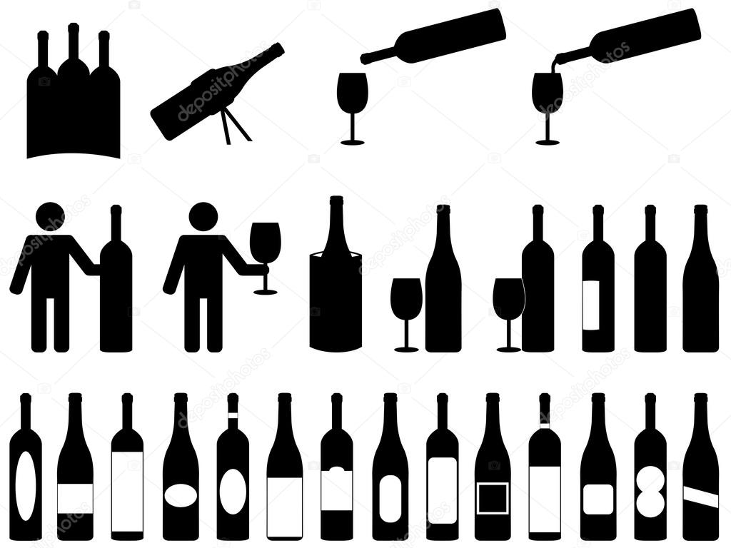 People With Wine Bottles