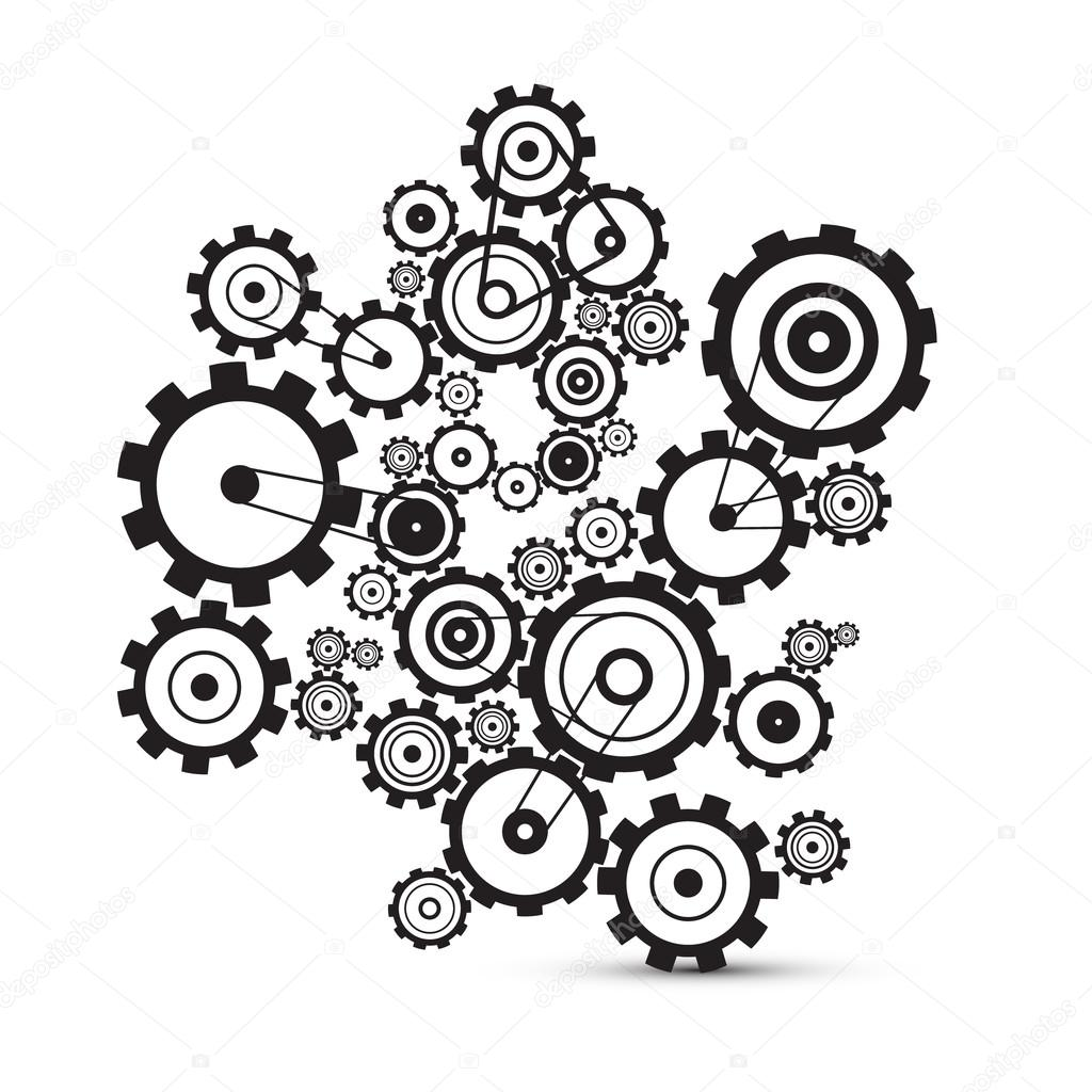 Abstract Vector Cogs
