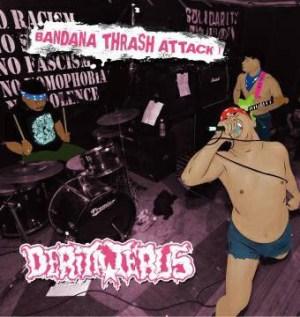 DERITAxTERUS – Bandana Thrash Attack!