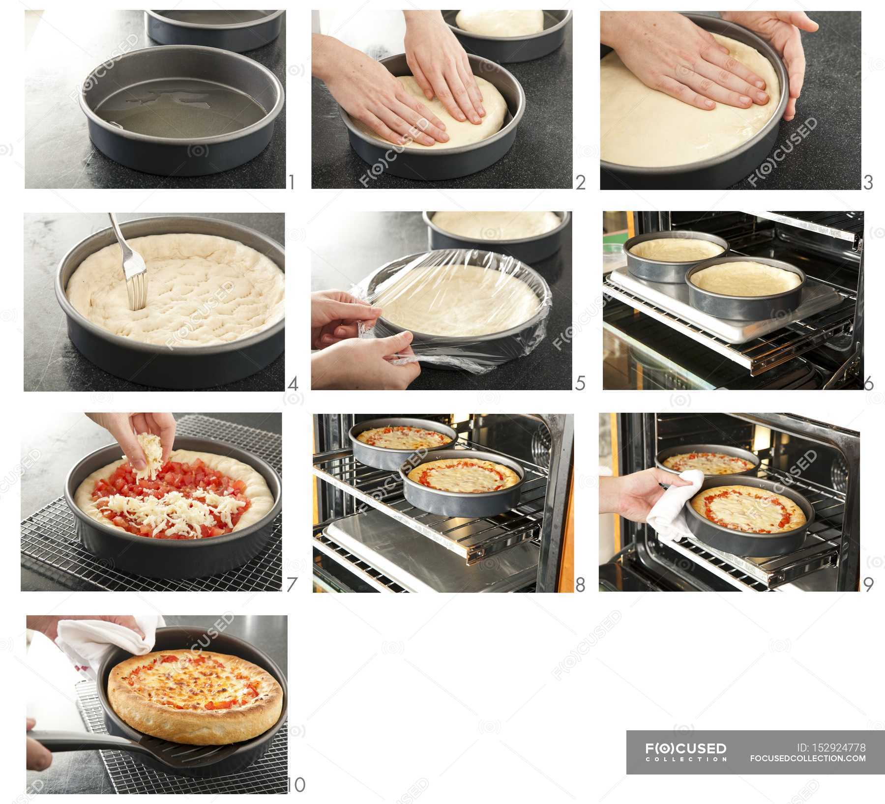 Steps For Making Pizza Sauce Appetizing