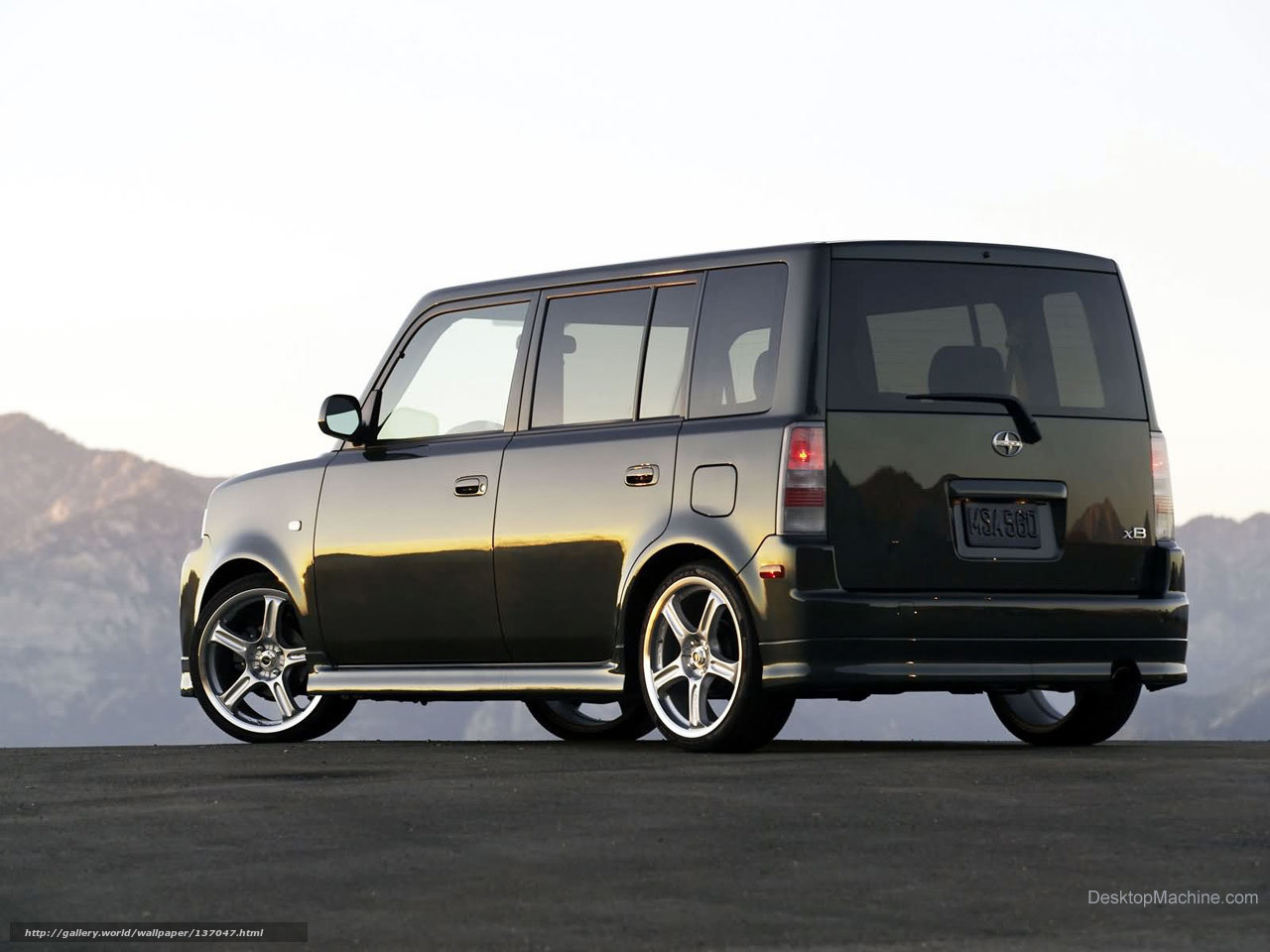 Download Wallpaper Scion XB Car Machinery Free Desktop