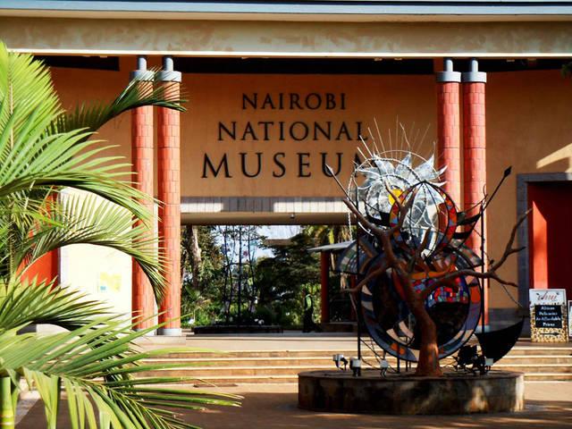 Nairobi s prijevarama