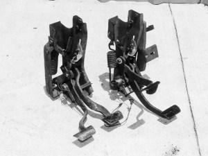Chrysler FourSpeed Pedal Assemblies  Hot Rod Network