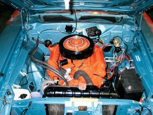 Cleaning And Detailing Mopar Car Engine Bays  Hot Rod Network