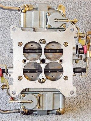 Rochester Quadrajet Carburetor  Quadrajet Quotient  JunkyardCrawler Tech  High Performance