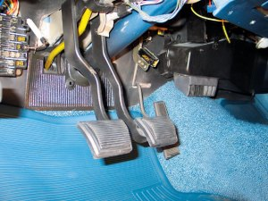 GTO Brake and Clutch Pedal Repair  Hot Rod Network