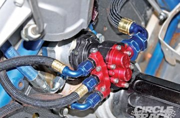 Plumbing A Fuel Cell Drag Car | Licensed HVAC and Plumbing