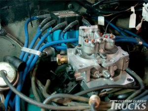 Chevy 350 SmallBlock Carb To TBI Conversion  Hot Rod Network