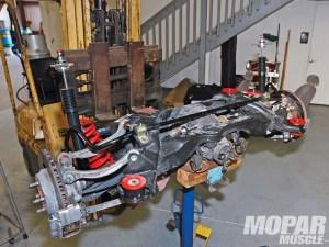Chrysler 300 Pedder's USA LX Suspension Upgrade  Hot Rod Network