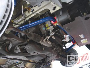 Mustang GT Handling Pack Install for 20052010 Ford Mustangs  Hot Rod Network