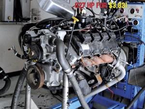 Turbocharged Hemi Engine  We Build a Budget Turbo System