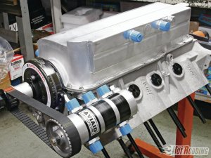 Project Max Effort 438ci Ford Motor Build  Hot Rod Network