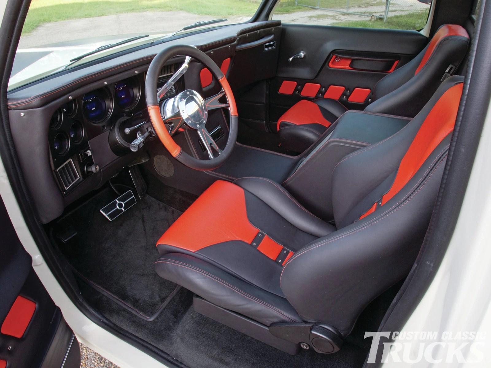Stepside 1984 Chevrolet