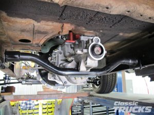 5Speed Gearbox Install  Hot Rod Network