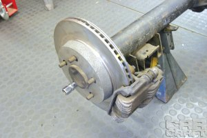 Swap Your Drum Brakes with Budget GM Rear Disc Brakes
