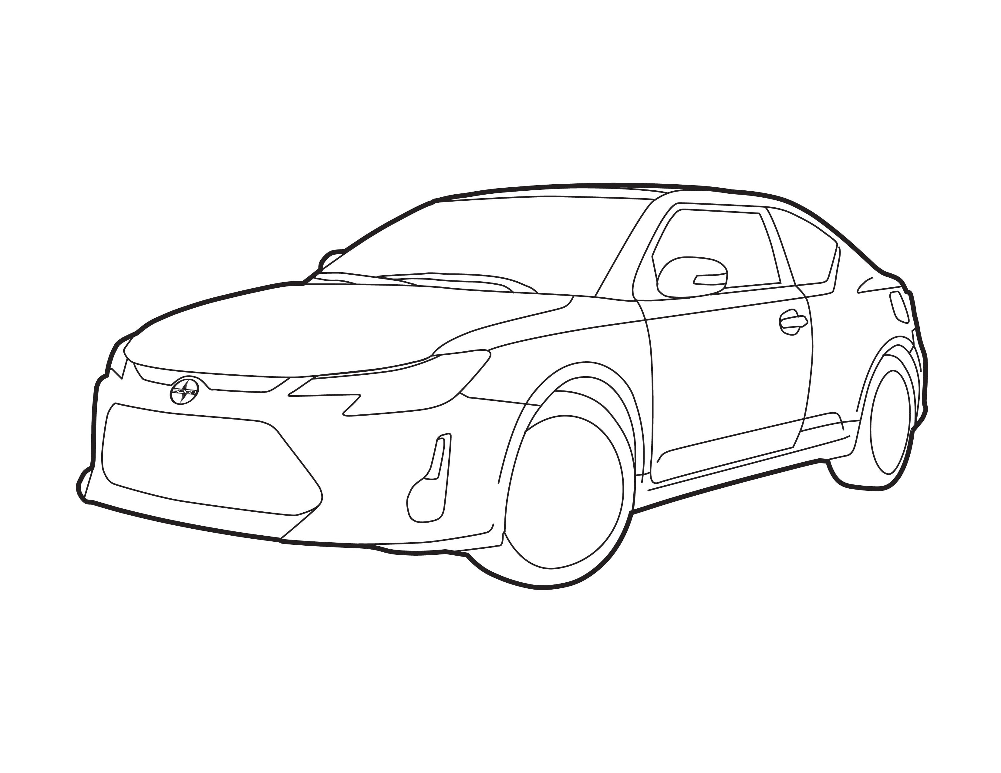 Can A Toyota Scion Be A Hot Rod Scion S Tc Tuner