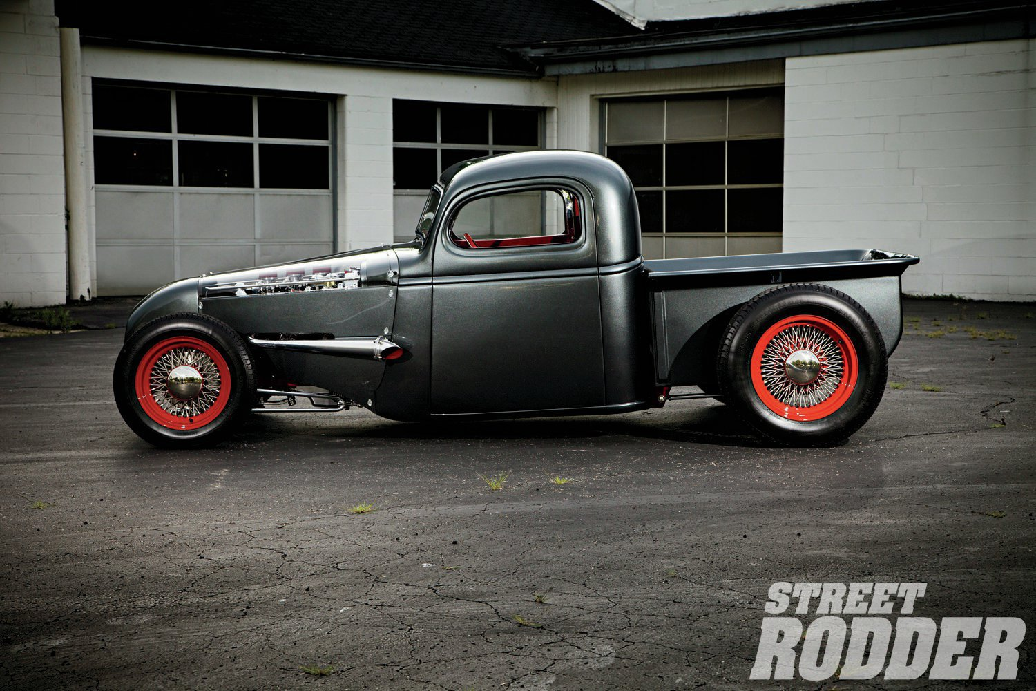 Rod Chevy 1946 Parts Street