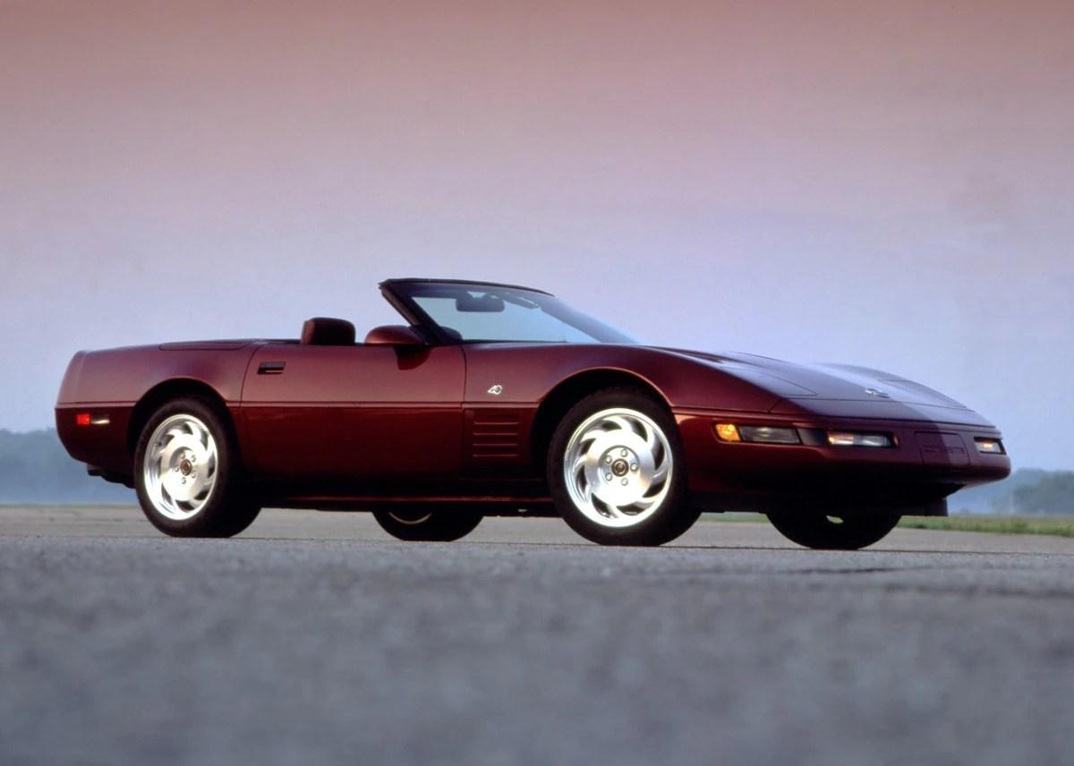 1993 Chevy Corvette Zr 1 Spyder