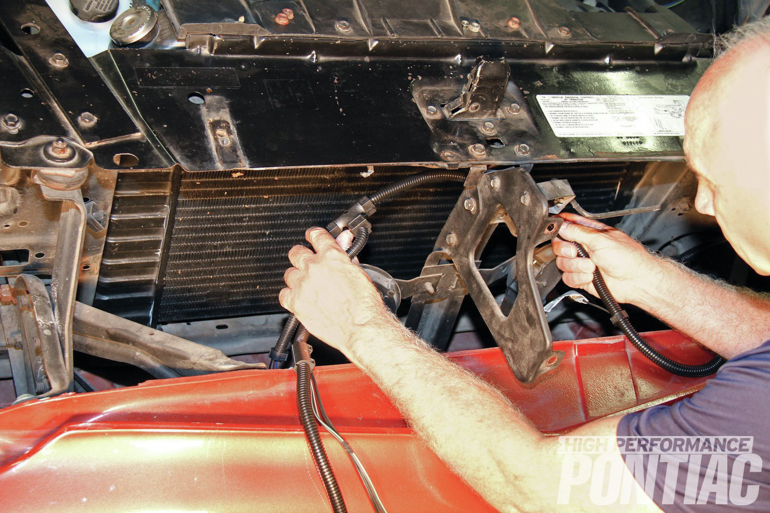 How To Install A Reproduction Wiring Harness
