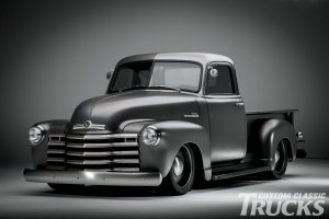 1950 Chevy Pickup ICON Thriftmaster  Custom Classic