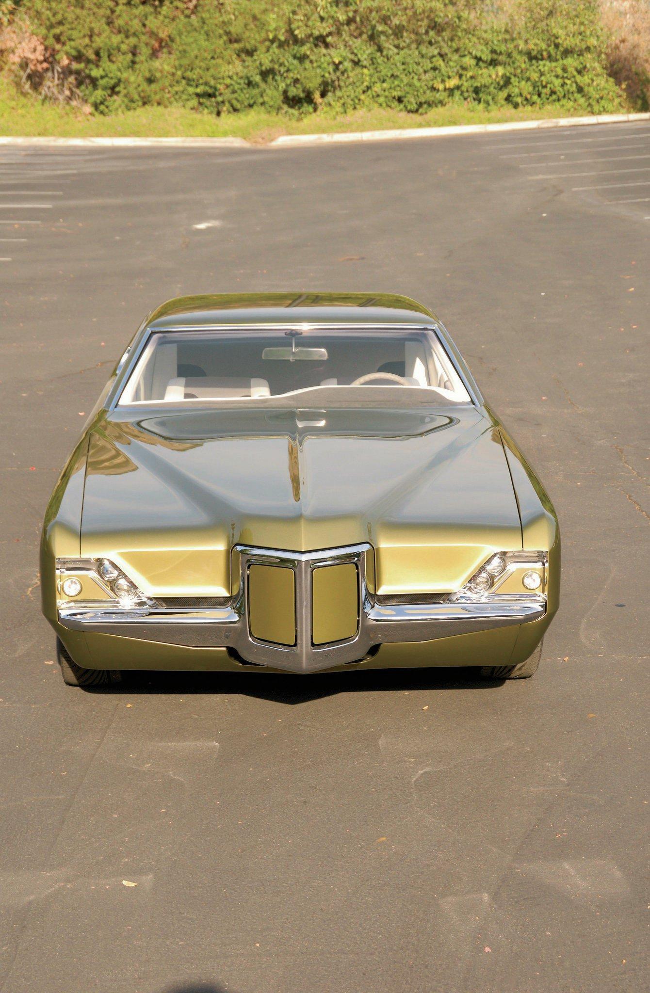 Camaro Car 1969 Project