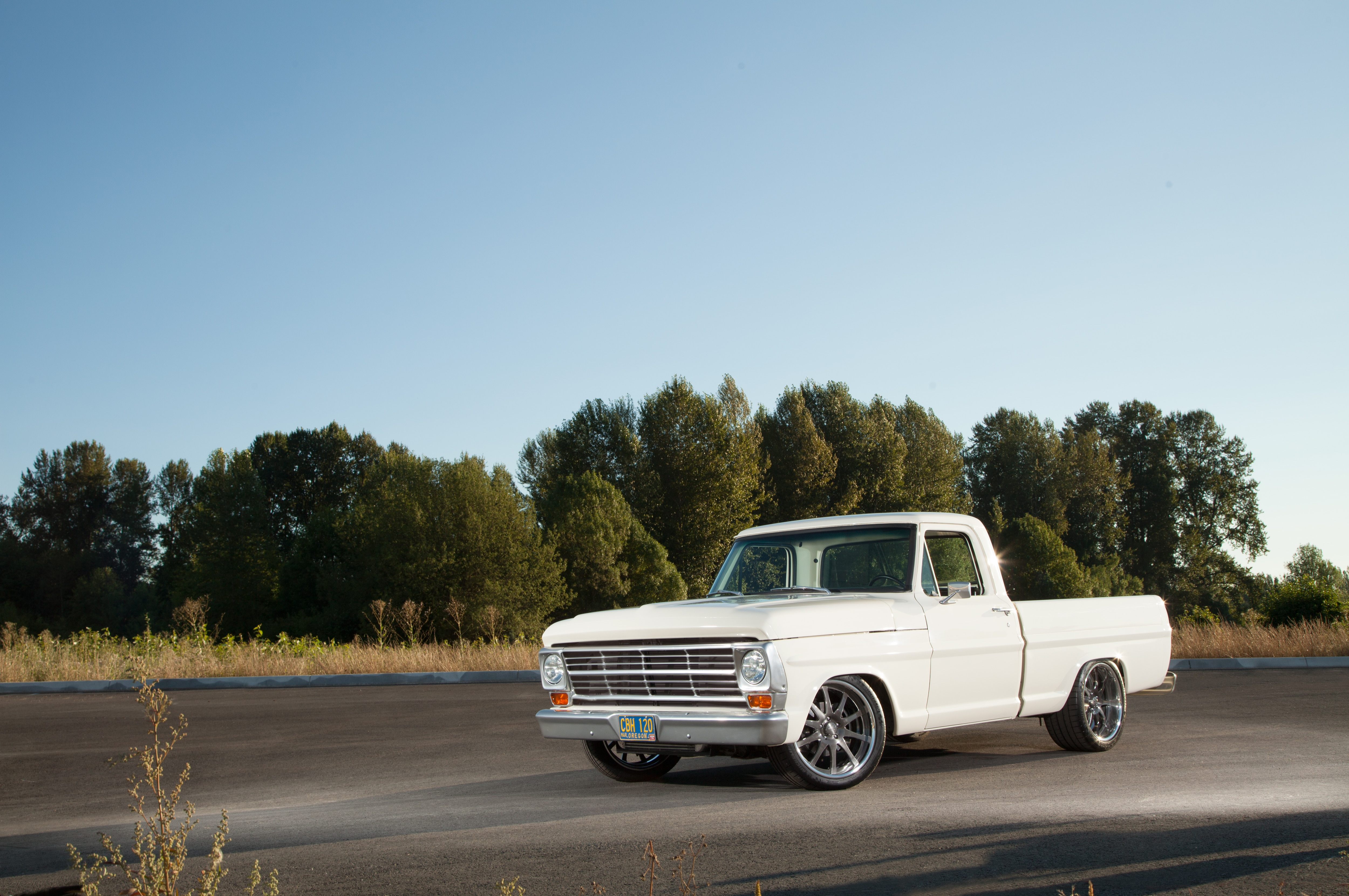 Lowered 1980 Ford Truck